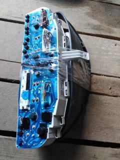 Спидометр 83800-44660 на Toyota Gaia SXM15G 3S-FE Фото 4