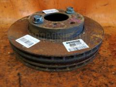 Тормозной диск HONDA FIT GD1 L13A Переднее
