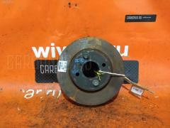 Тормозной диск на Suzuki Swift ZC72S K12B Фото 2