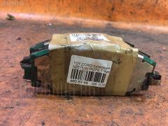 Тормозные колодки TOYOTA COROLLARUMION NZE151N 1NZFE Переднее