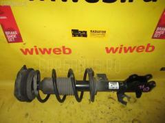 Стойка амортизатора на Nissan Tiida C11 HR15DE, Переднее Левое расположение
