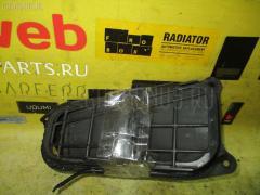 Обшивка багажника на Nissan March K11