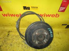 Ступица на Toyota Vitz KSP90 1KR-FE 42450-52060  42431-52070  47043-52100, Заднее Правое расположение