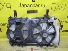 Радиатор ДВС HONDA CIVIC EU2 D15B