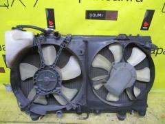 Радиатор ДВС TOYOTA COROLLA II EL51 4E-FE 16400-11640  16400-11820