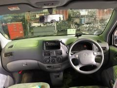 Обшивка багажника Toyota Raum EXZ10 Фото 5