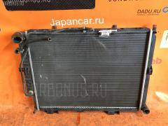 Радиатор ДВС Mercedes-benz E-class station wago S210.261 Фото 1