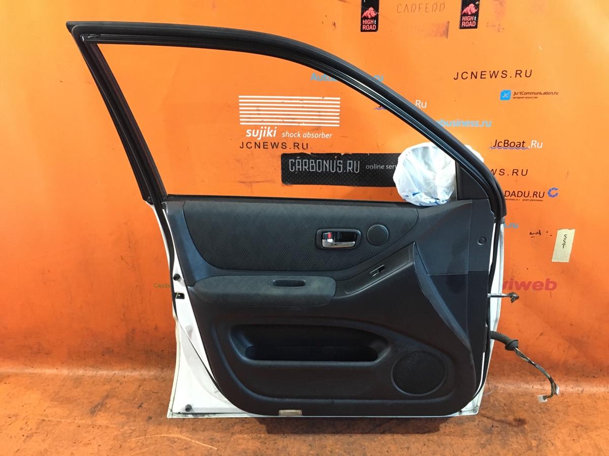 Дверь боковая Toyota Kluger v MCU25W Фото 1