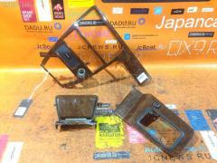 Консоль магнитофона на Toyota Cresta JZX100