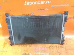 Радиатор ДВС MERCEDES-BENZ C CLASS STATION WAGON S203 A2035001003  A2035000503