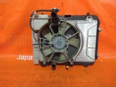 Радиатор ДВС TOYOTA VITZ KSP90 1KR-FE 16400-23160  16711-23090