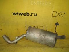 Глушитель на Citroen C5 EW10A 1730X3