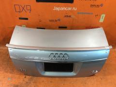 Крышка багажника на Audi A6 4F