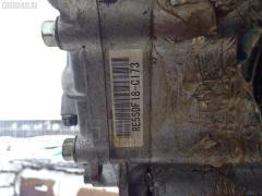КПП автоматическая на Honda Fit Shuttle GG7 L15A Фото 5