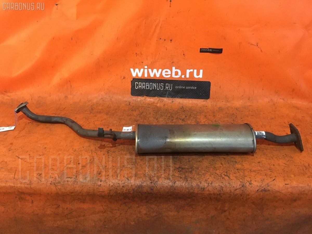 Глушитель на Nissan March AK12 CR12DE Фото 1