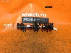 Стойка амортизатора NISSAN AD WAGON VFY11 QG15 Переднее Левое