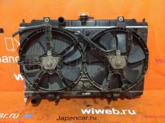 Радиатор ДВС на Nissan Ad Wagon VFY11 QG15DE Фото 2