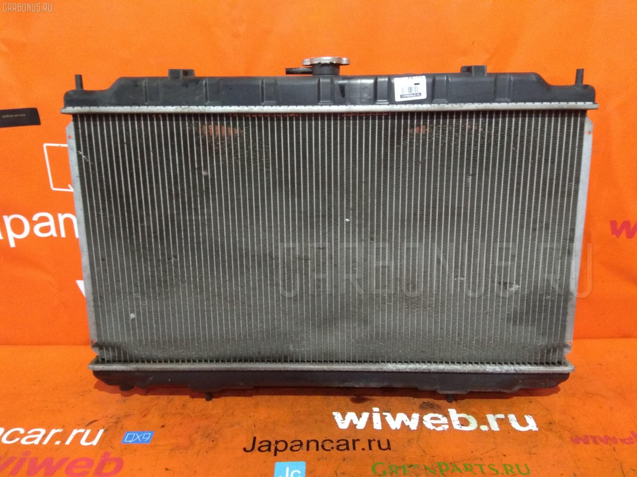 Радиатор ДВС на Nissan Ad Wagon VFY11 QG15DE Фото 1