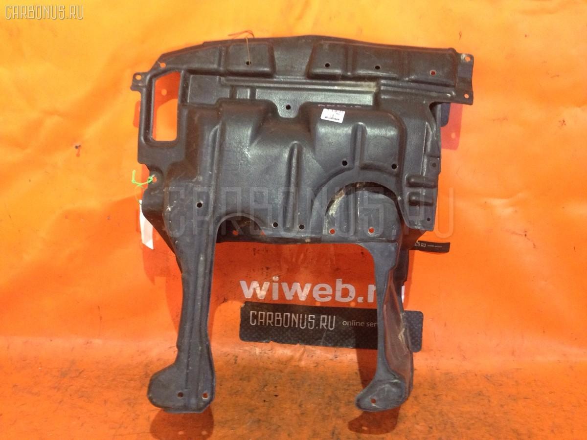 Защита двигателя на Toyota Isis ANM10 1AZ-FE Фото 1