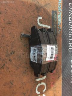 Тормозные колодки на Honda Insight ZE2 LDA, Переднее расположение