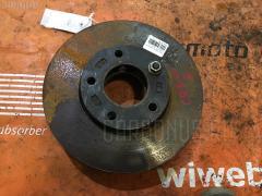 Тормозной диск MAZDA PREMACY CREW LF-DE Переднее
