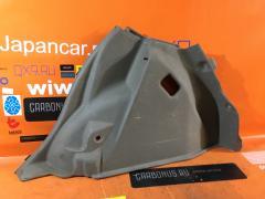 Обшивка багажника на Nissan March AK12