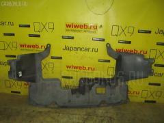 Защита двигателя на Honda Mobilio Spike GK1 L15A, Переднее расположение