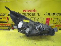 Фара на Subaru Legacy Wagon BR9 100-20061, Левое расположение