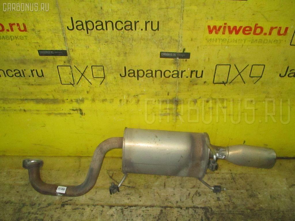Глушитель Nissan Primera wagon WTP12 QR20DE Фото 1
