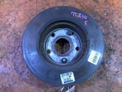 Тормозной диск TOYOTA ESTIMA EMINA TCR10G 2TZ-FE Переднее