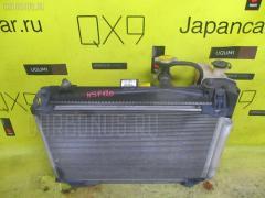 Радиатор ДВС TOYOTA RACTIS NSP120 1NR-FE 16400-47090