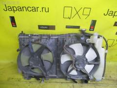 Радиатор ДВС HONDA CIVIC EU3 D17A