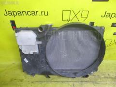 Радиатор ДВС TOYOTA JZX100 1JZ-GE