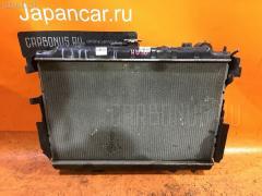 Радиатор ДВС NISSAN PRESAGE HU30 VQ30DE