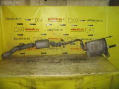Глушитель на Nissan Laurel HC34 RB20E