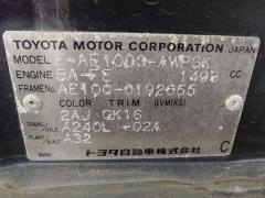 Спидометр на Toyota Corolla Wagon AE100G 5A-FE Фото 5