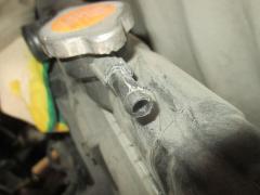 Радиатор ДВС на Nissan Avenir RW11 QR20DE Фото 3