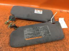 Козырек от солнца на Toyota Mark II GX105