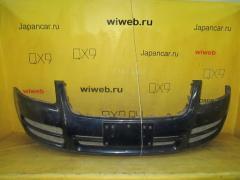 Бампер на Volkswagen Touareg 7LAZZ 7L6807217R  7L6807061J  7L6853663F  7L6853664F  7L6955978A, Переднее расположение