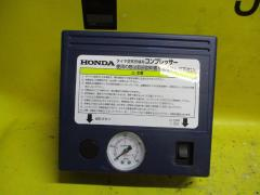 Компрессор для колес на Honda