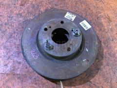 Тормозной диск HONDA STEPWGN RG3 K24A Переднее