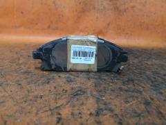 Тормозные колодки на Nissan Presage HU30 VQ30DE Фото 2