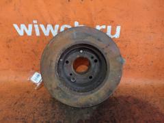 Тормозной диск Nissan Presage HU30 VQ30DE Фото 3