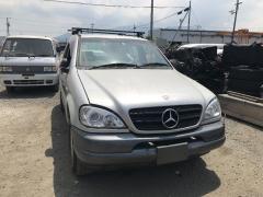 Консоль КПП Mercedes benz Mclass W163154 Фото 5
