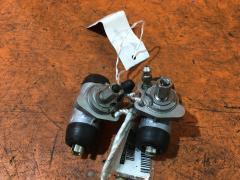 Тормозной цилиндр на Toyota Corolla Axio NZE161 1NZ-FE, Заднее расположение