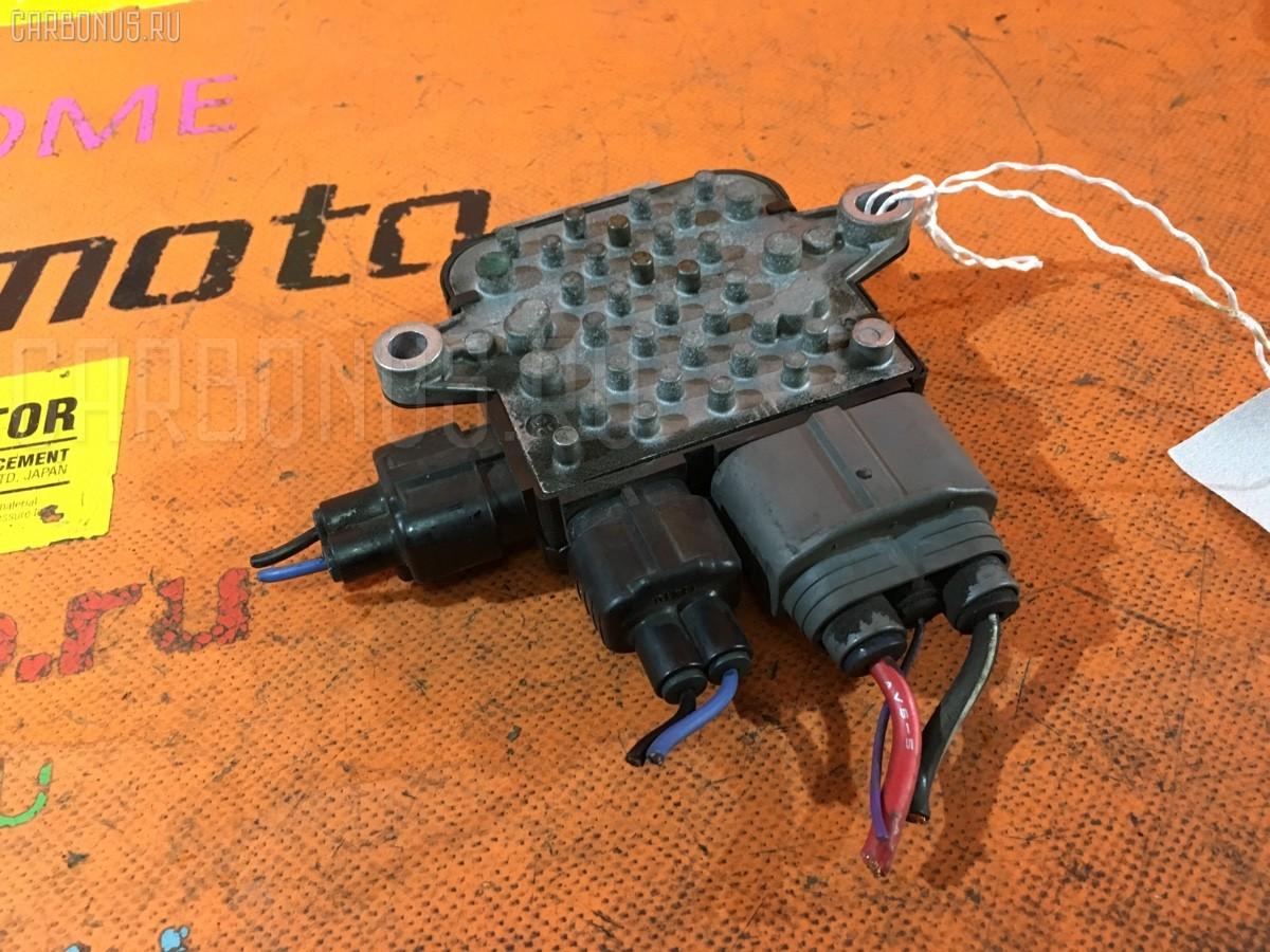 Блок управления вентилятором Nissan Fuga Y50 Фото 1