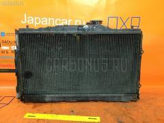 Радиатор ДВС на Honda Legend KA4 C27A