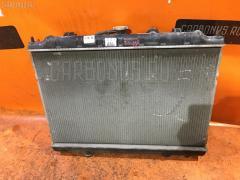Радиатор ДВС NISSAN PRESAGE TNU30 QR25DE