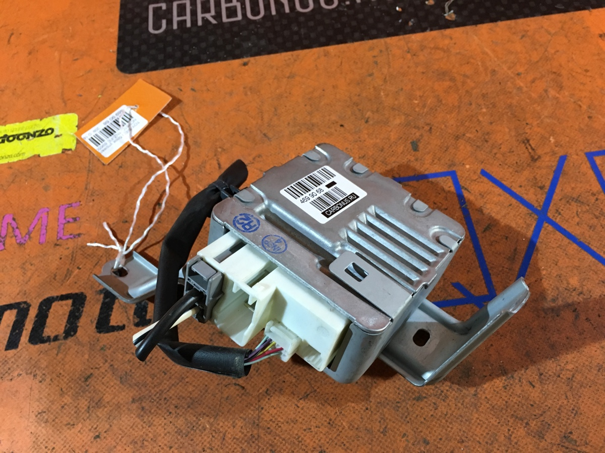 Блок управления электроусилителем руля 89650-52011 на Toyota Sienta NCP81G 1NZ-FE Фото 1