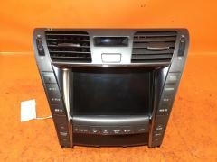 Блок управления климатконтроля на Lexus Ls460 USF40 1UR-FSE